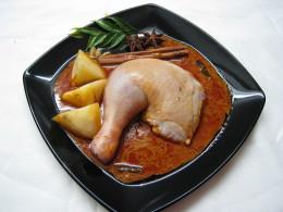 Braised Curry Chicken